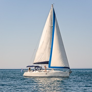 Noleggio yacht a Chania – Jeanneau Sun Odyssey 40 su SamBoat