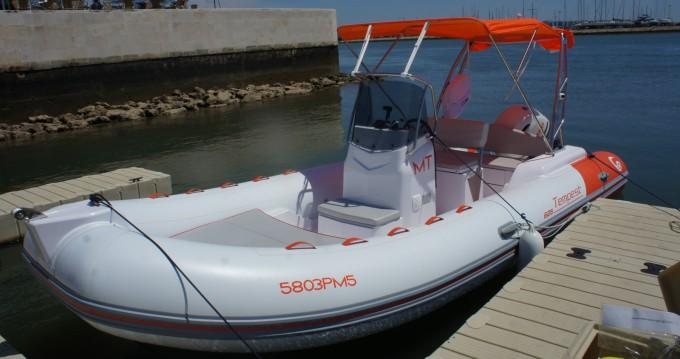 Noleggio Gommone con o senza skipper Capelli Algarve