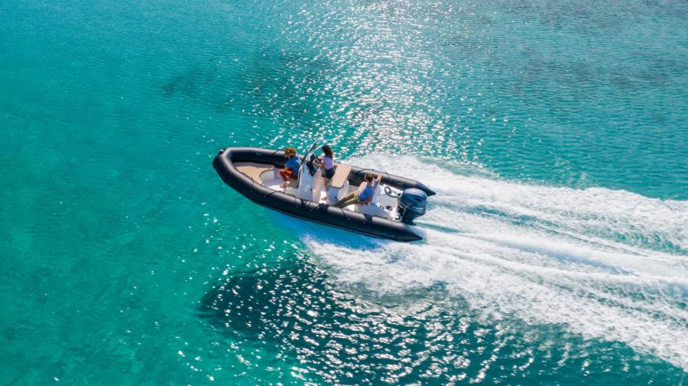 Noleggio barche Mandelieu-la-Napoule economico Sunrider 650