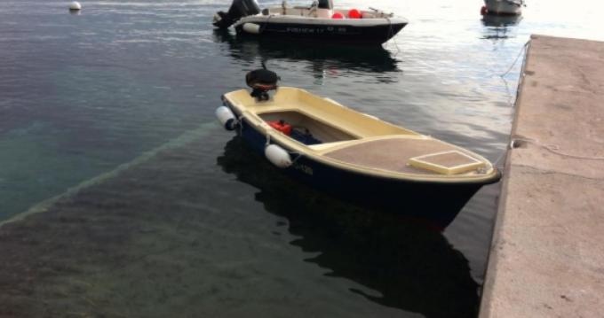 Noleggio Barca a motore con o senza skipper Beach boat a Bol