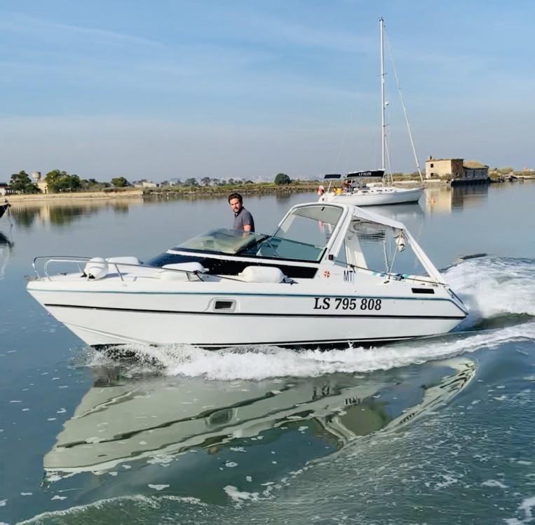 Noleggio barche Lisbona economico Leader 650