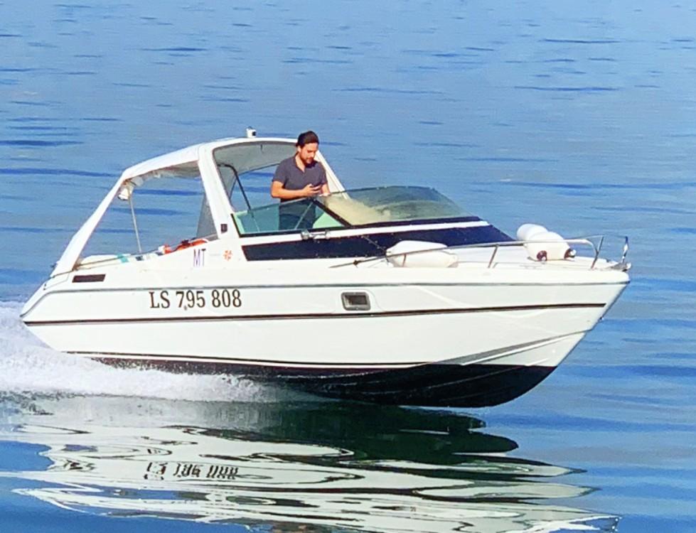 Barca a motore a noleggio Lisbona al miglior prezzo