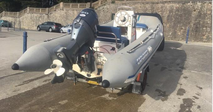 Noleggio barche Bombard Explorer 485 FB a Bénodet su Samboat