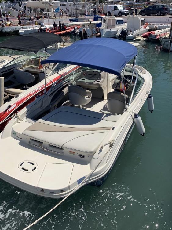 Barca a motore a noleggio Marbella al miglior prezzo