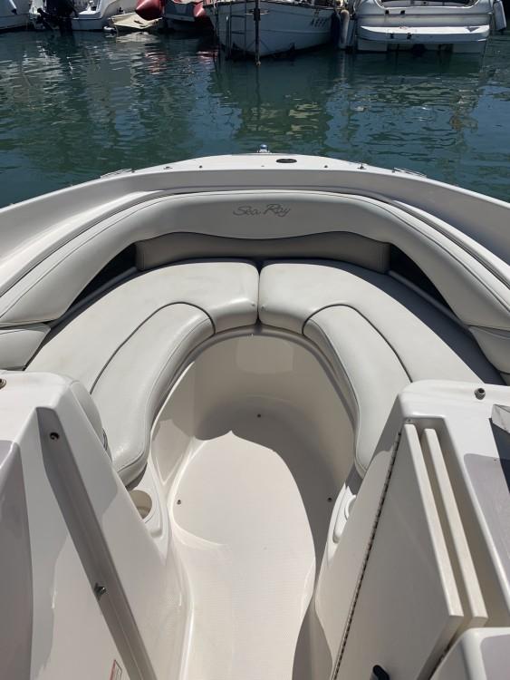 noleggio Barca a motore Marbella - Sea Ray Sea Ray Select 200