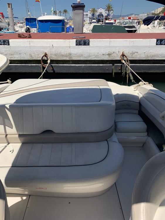 Noleggio barche Marbella economico Sea Ray Select 200