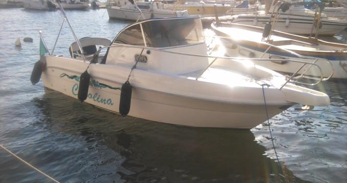 Barca a motore a noleggio a La Spezia al miglior prezzo