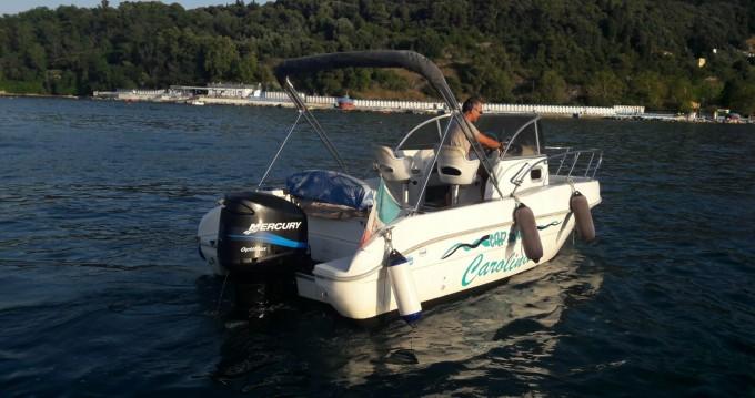 Noleggio barche La Spezia economico Cap 23 WA