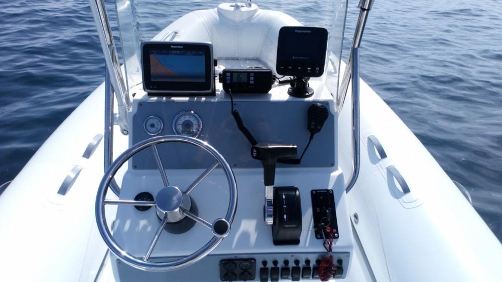 Noleggio yacht Can Picafort - Ab-Marine oceanus 19 VST su SamBoat