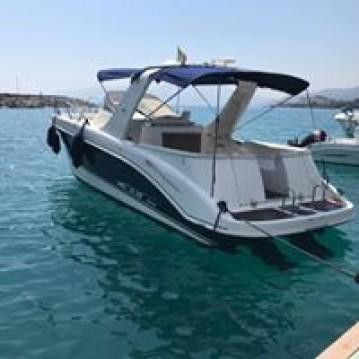 Noleggio barche Castellammare di Stabia economico Mano Marine 27.50