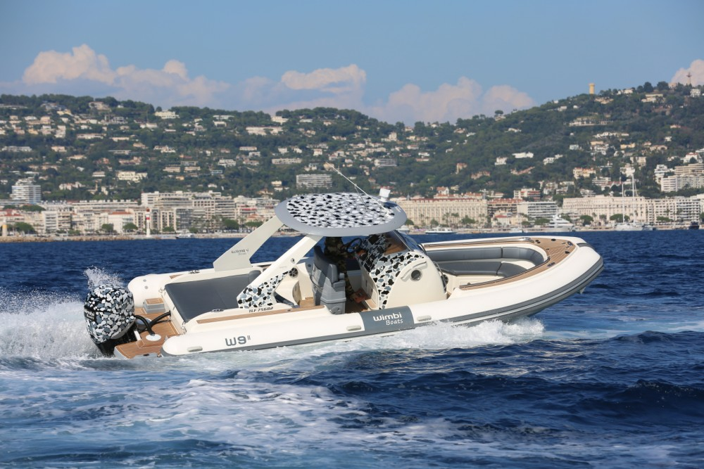 Noleggiare un'Wimbi Boats W9 Port Grimaud