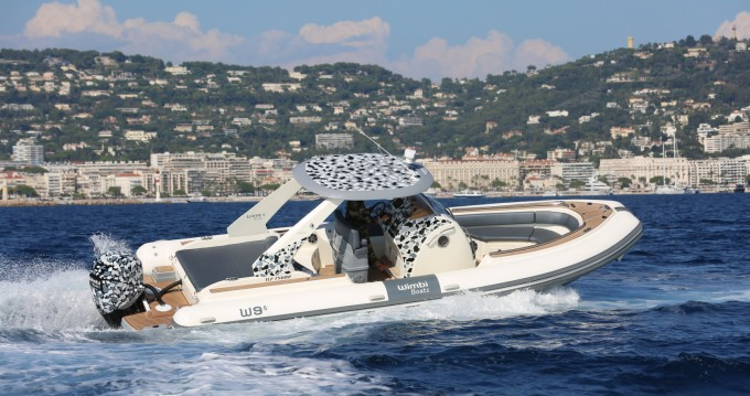 Noleggio yacht a Port Grimaud – Wimbi Boats W9 su SamBoat