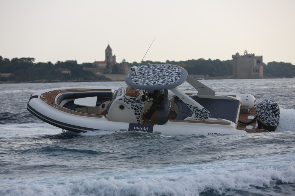 noleggio Gommone Port Grimaud - Wimbi Boats W9