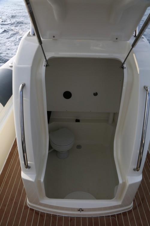 Noleggio Gommone Wimbi Boats con una patente