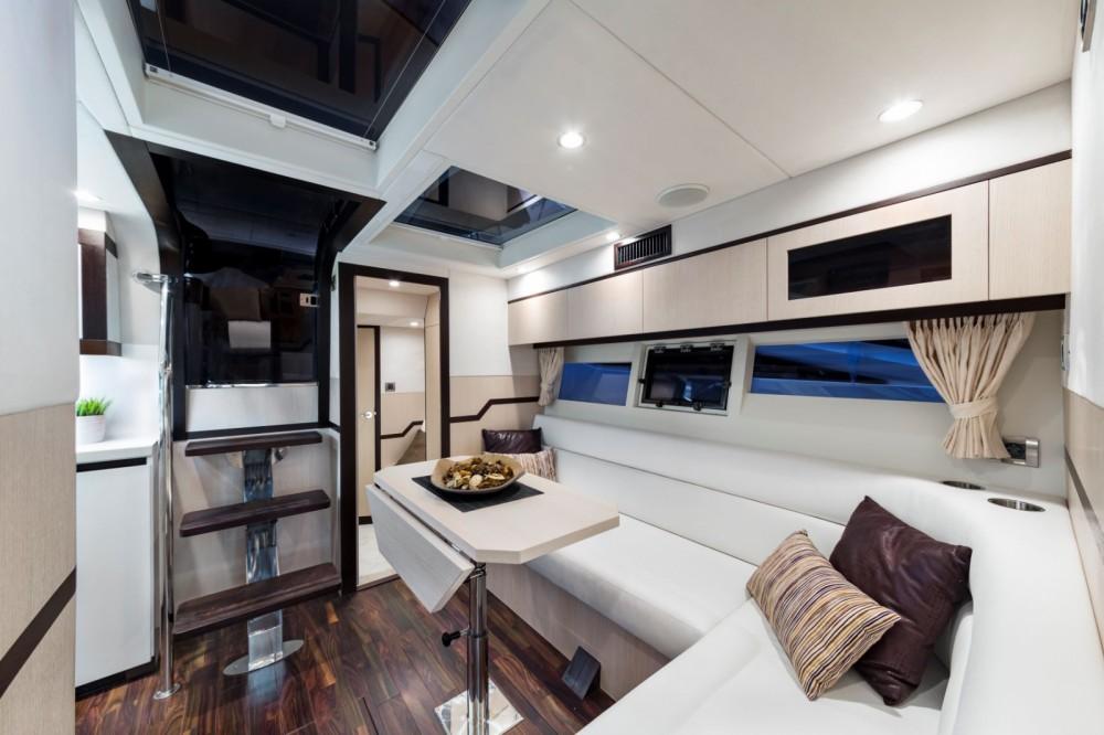 Noleggio barche Mandelieu-la-Napoule economico Galeon 405 HTL