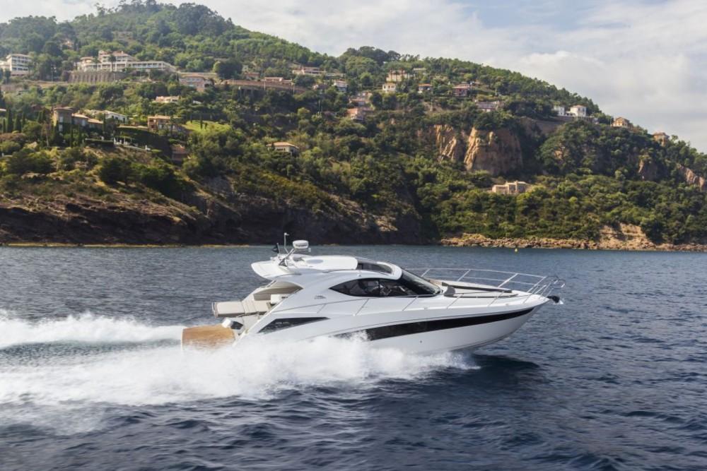 Noleggio barche Galeon Galeon 405 HTL Mandelieu-la-Napoule su Samboat