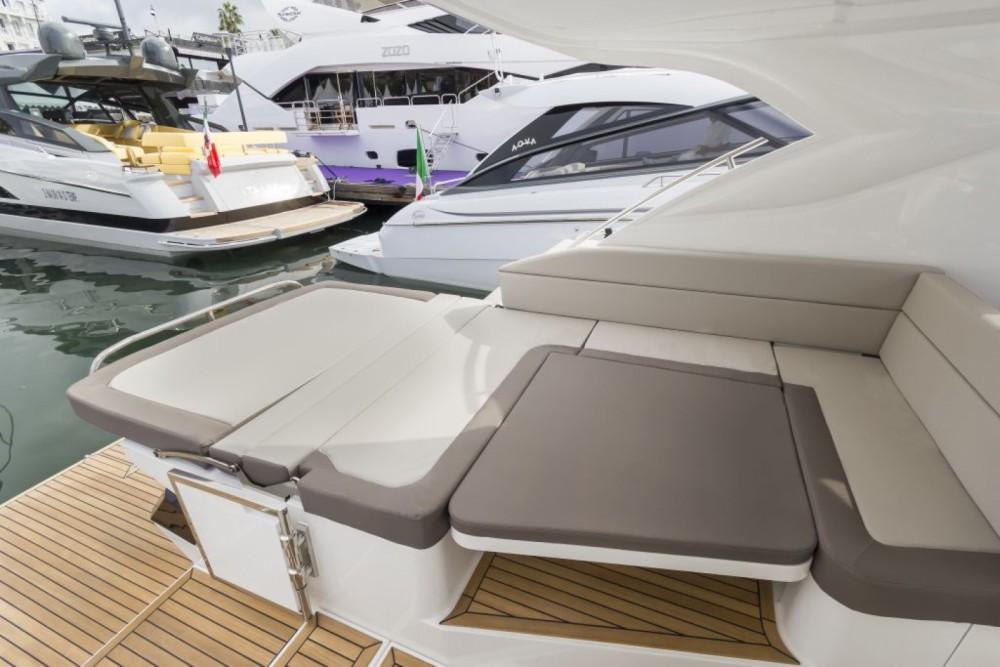 Noleggio Barca a motore con o senza skipper Galeon Mandelieu-la-Napoule