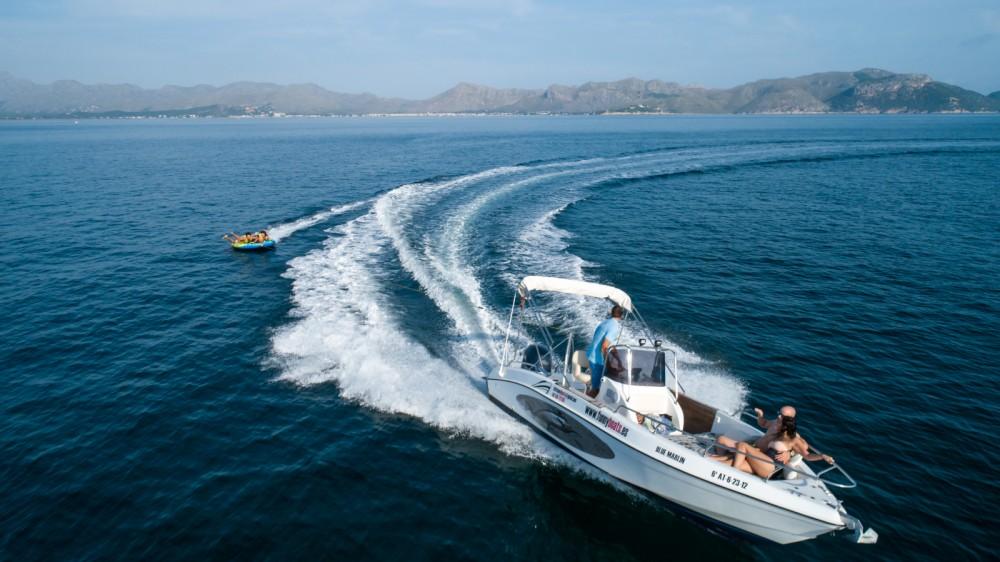 noleggio Barca a motore Marina de Bonaire - Mano Marine sport fisch 21,50