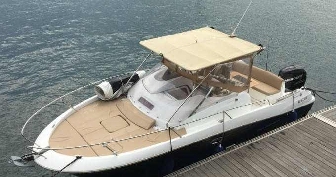 Noleggio barche Dinard economico Cap Camarat 8.5 WA