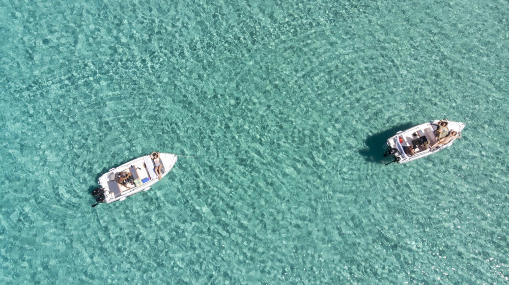 noleggio Barca a motore  - The Sailor's Ride 450