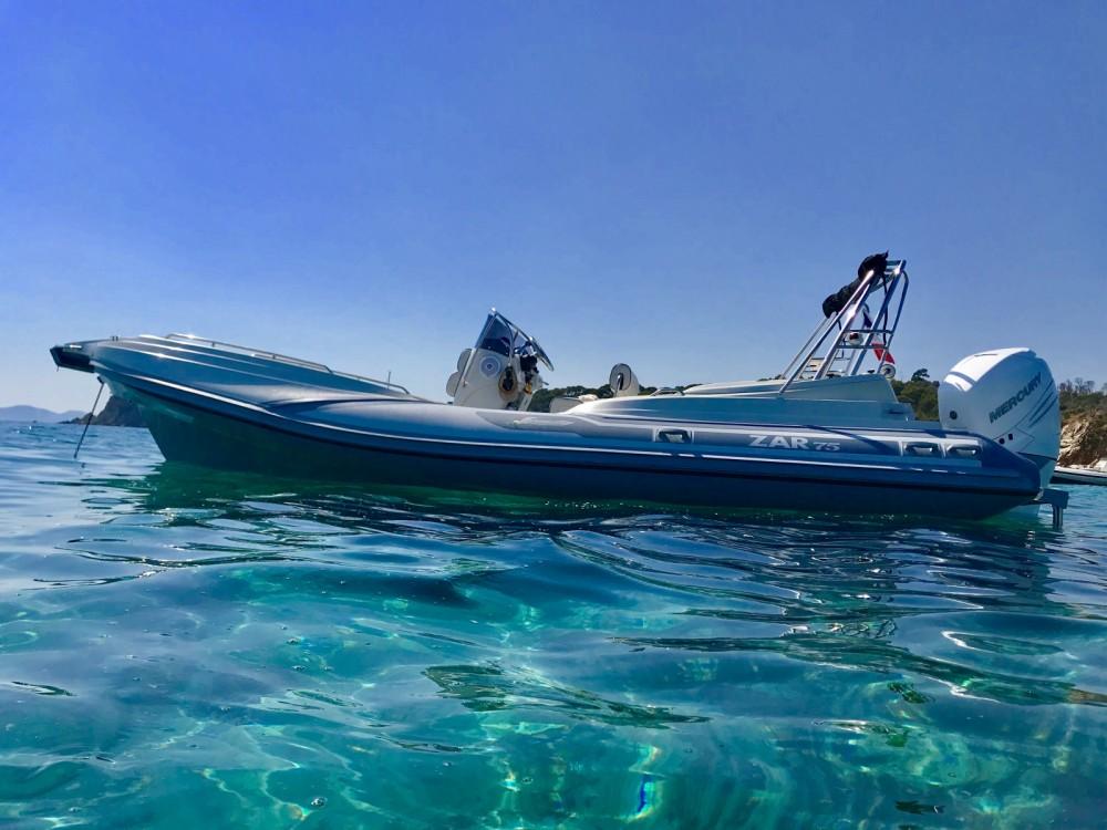 Noleggio yacht Bormes-les-Mimosas - Zar Formenti Zar 75 su SamBoat
