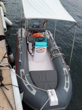 Noleggio Gommone con o senza skipper Nautitech Formentera