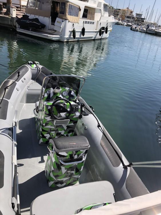 Noleggio yacht Fréjus - Adventure VESTA 550 su SamBoat