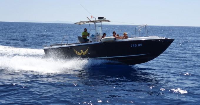 Noleggio barche Lesina economico 31