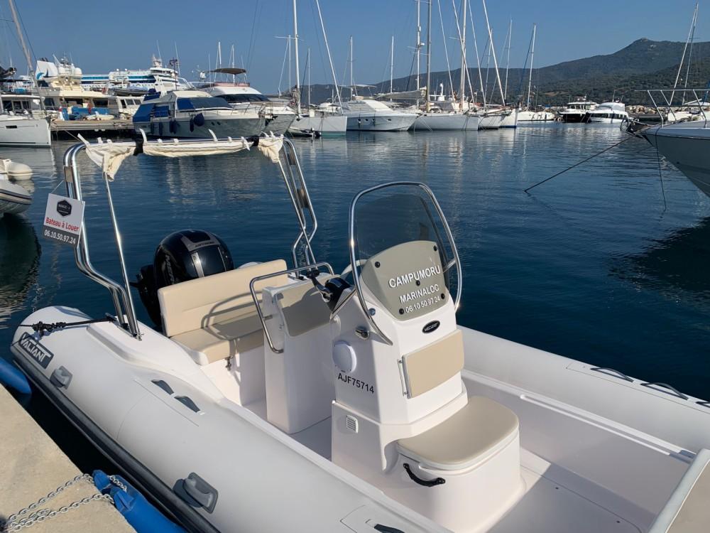 Noleggio barche Propriano economico Valiant 630 Classic
