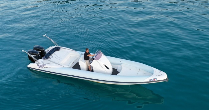 Noleggio Gommone con o senza skipper Rib a Nydri