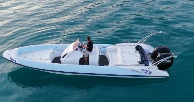 Noleggio barche Nydri economico Bora 929
