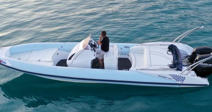 Noleggio yacht a Nydri – Rib Bora 929 su SamBoat