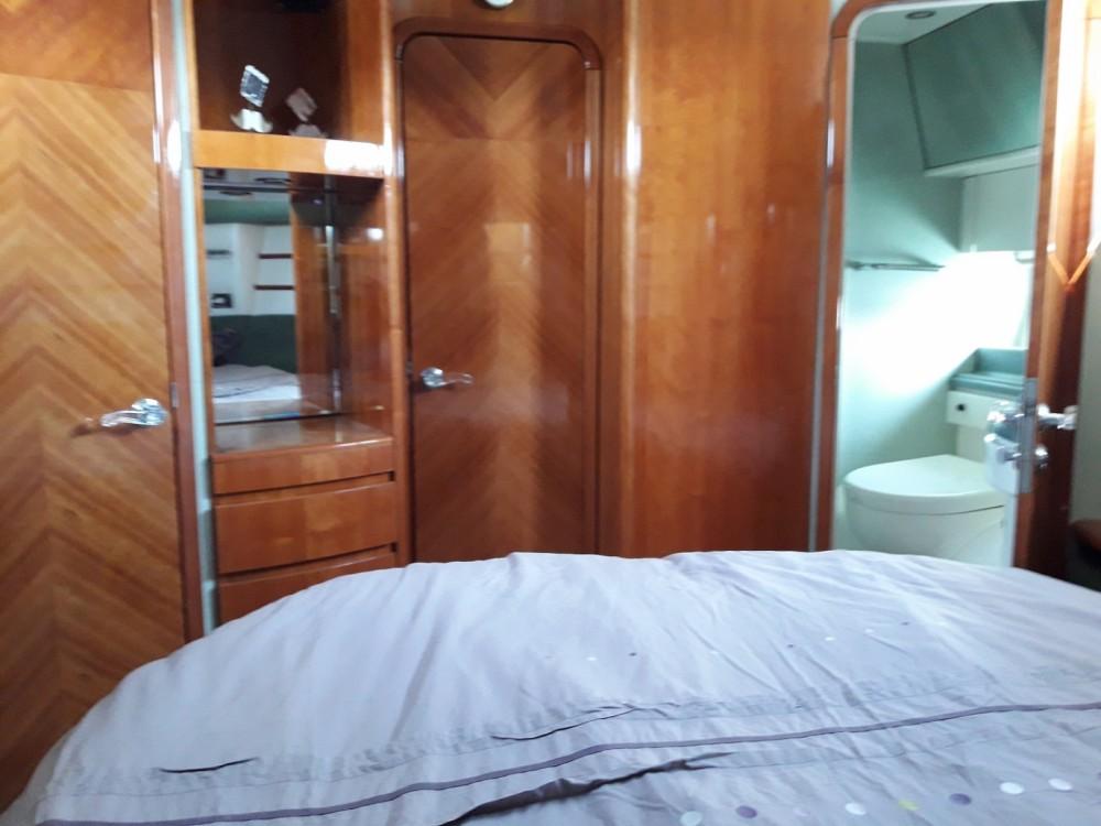 Noleggio barche Le Grau-du-Roi economico Azimut 46