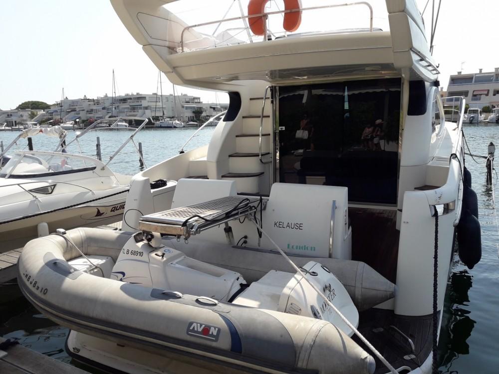 noleggio Barca a motore Le Grau-du-Roi - Azimut Azimut 46