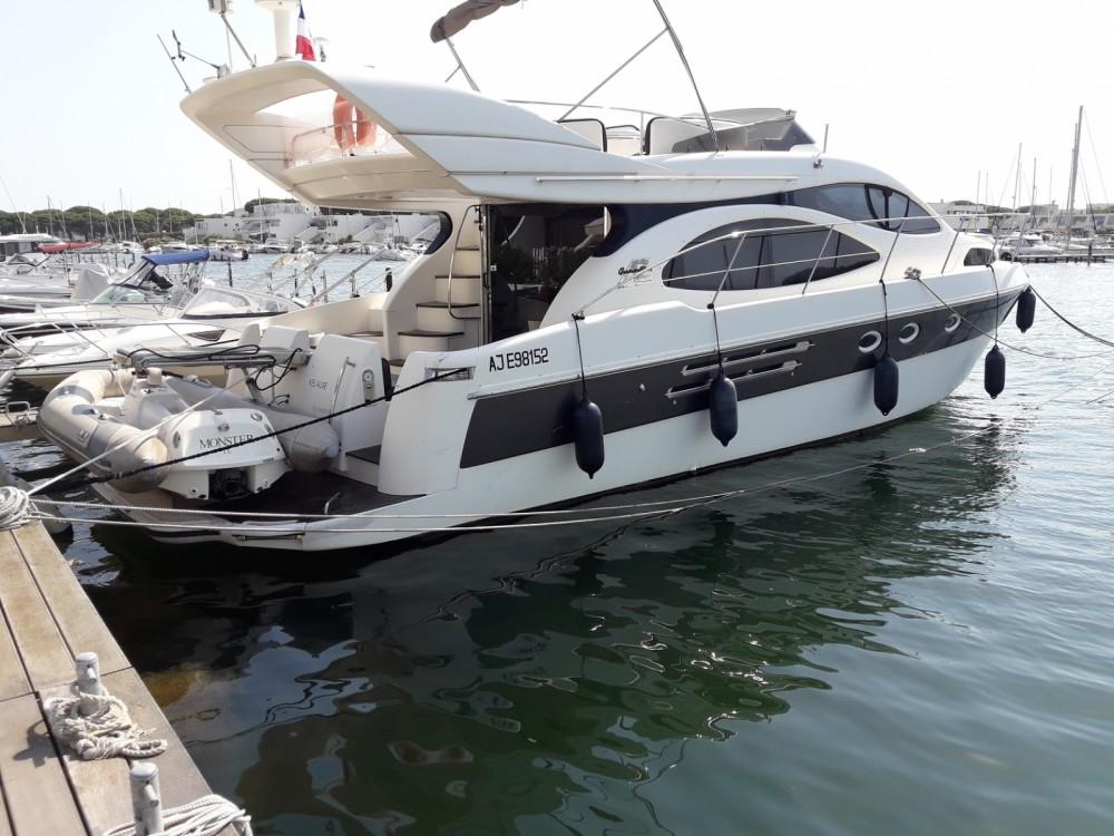 Noleggio yacht Le Grau-du-Roi - Azimut Azimut 46 su SamBoat