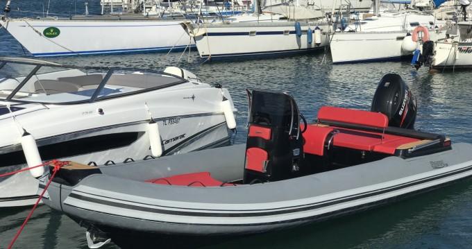 Noleggio barche Port Grimaud economico Noah 23