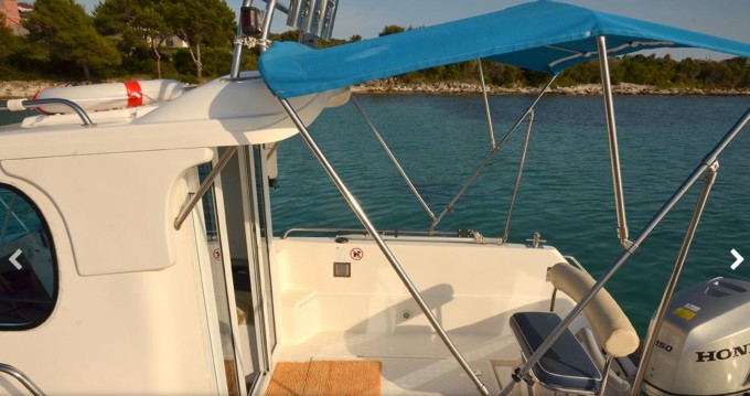 Noleggio Barca a motore Reful con patente nautica