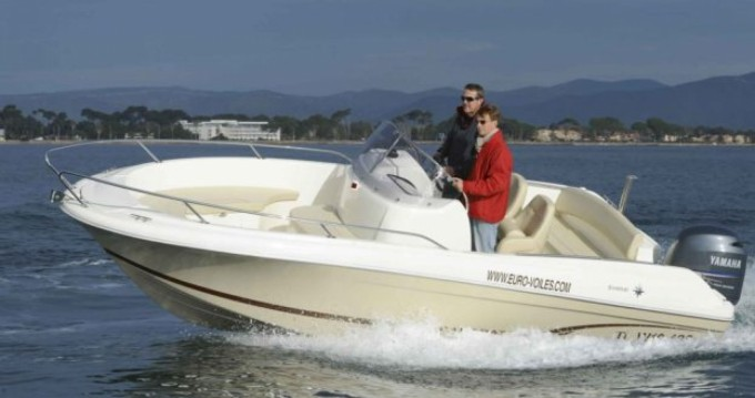 Barca a motore a noleggio a Arcachon al miglior prezzo