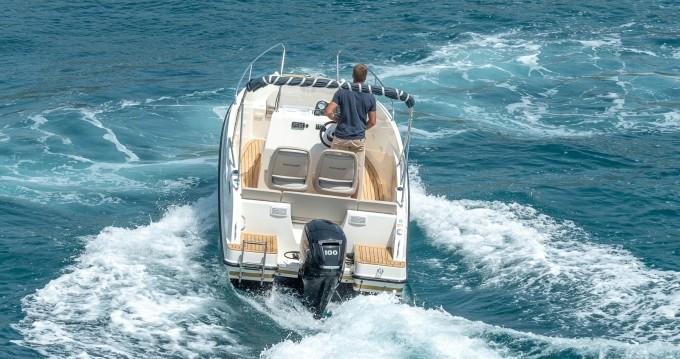 Noleggio barche Split economico Activ 555 Open