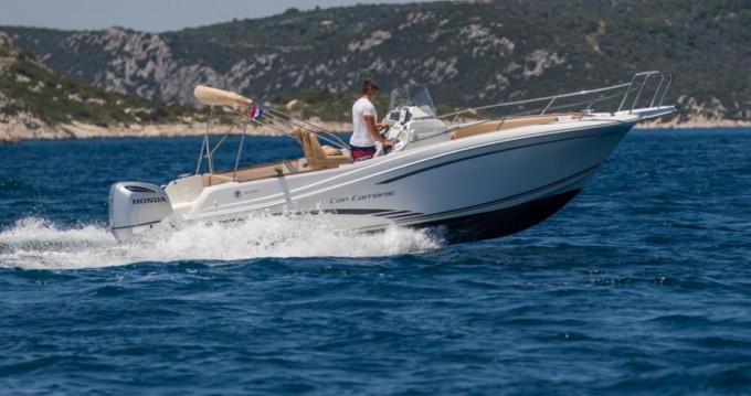 Noleggio barche Jeanneau Cap Camarat 7.5 CC a Traù su Samboat