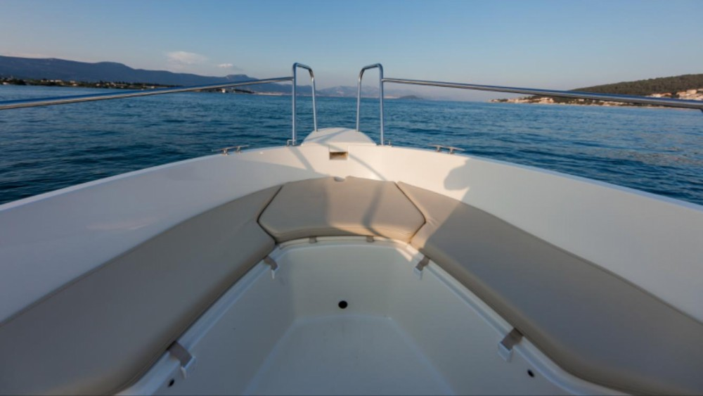 Noleggio yacht Traù - Jeanneau Cap Camarat 555 su SamBoat
