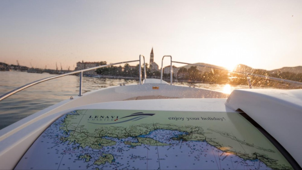 noleggio Barca a motore Traù - Jeanneau Cap Camarat 555