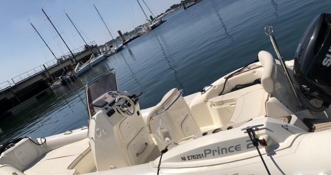 Noleggiare un Nuova Jolly Prince 21 Lorient