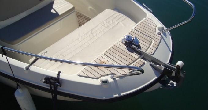 noleggio Barca a motore a Tribunj - Quicksilver Quicksilver 675 Activ Open