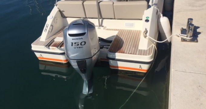 Noleggio yacht a Tribunj - Quicksilver Quicksilver 675 Activ Open su SamBoat