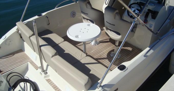 Noleggio Barca a motore con o senza skipper Quicksilver Tribunj