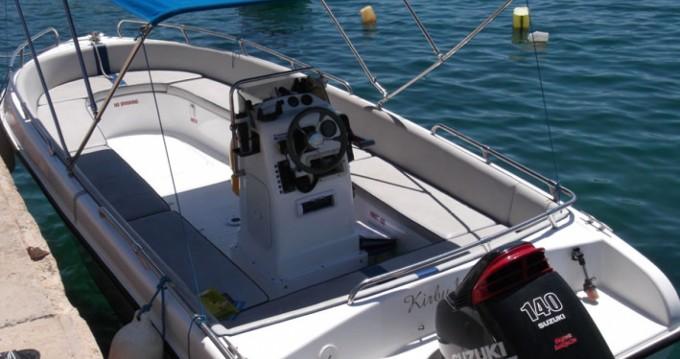 Noleggio Barca a motore con o senza skipper Buccaneer Malta