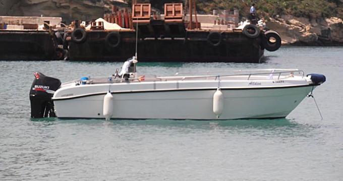 Noleggio Barca a motore Buccaneer con patente nautica