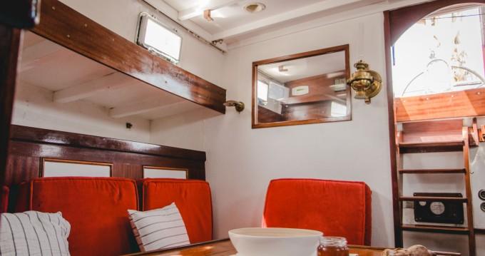 Noleggio Barca a vela con o senza skipper Replique a Brest