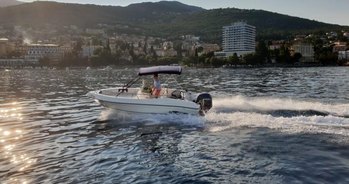 Noleggio yacht a Opatija – Rancraft 18.20 su SamBoat
